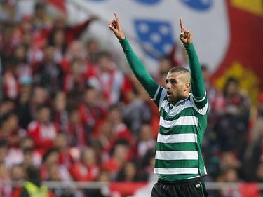 Islam Slimani und Sporting fordern Meister Benfica und Dauerfavorit Porto dieses Jahr heraus