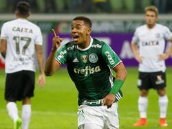 Gabriel Jesus will bei Palmeiras bleiben