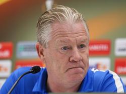 Genk-Coach Maes warnt insbesondere vor Louis Schaub