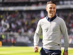 Niko Kovač hat die Eintracht in die Erfolgsspur geführt