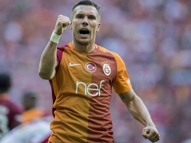 Lukas Podolski führt Galatasaray auf die Siegerstraße