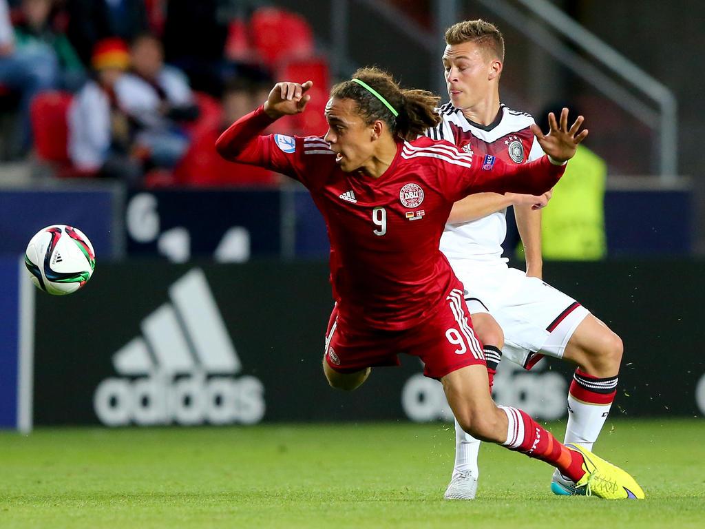 Joshua Kimmich und die DFB-Elf treffen im Juni auf Yussuf Poulsen und Dänemark