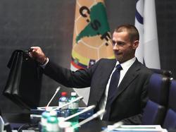 UEFA-Boss Aleksander Čeferin setzt sich für mehr europäische Startplätze ein