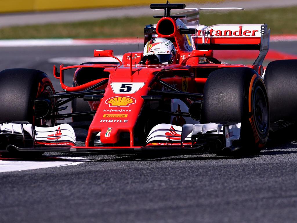Hamilton und Bottas in Barcelona überlegen, Vettel-Probleme