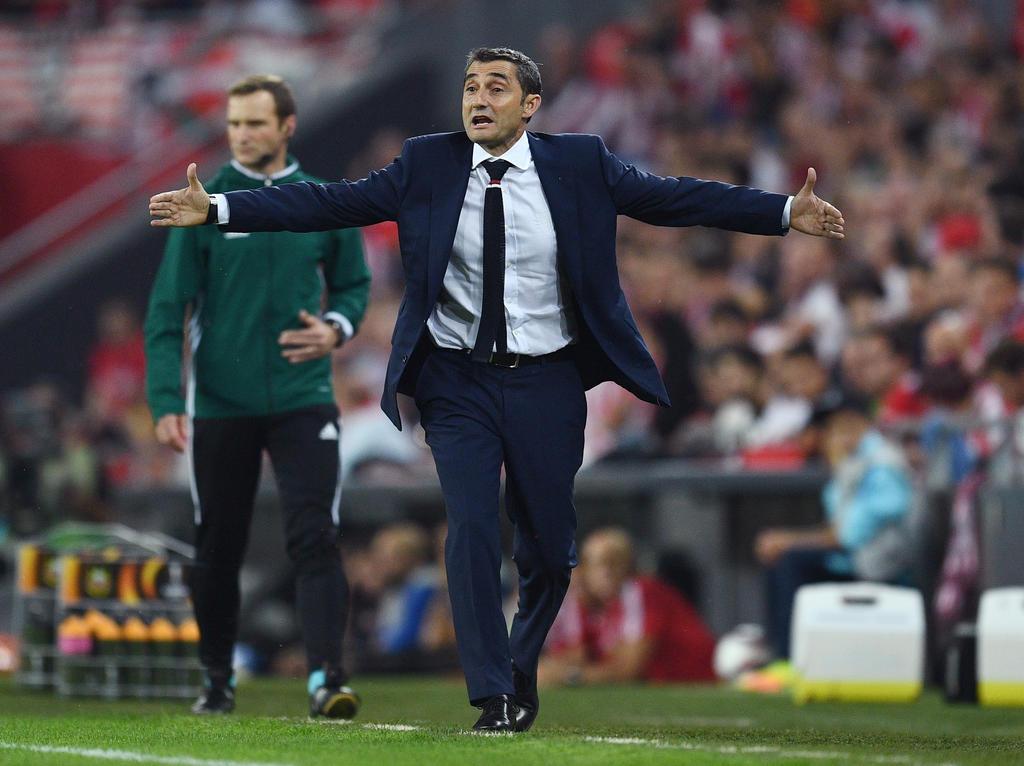 Wird ER der neue Barca-Coach?