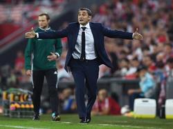 Valverde ist nicht mehr Trainer von Athletic Bilbao