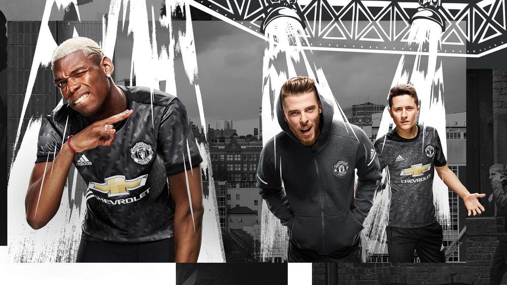 Manchester United (Auwärtstrikot)