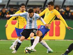 Messi tiene que dar su mejor versión si quiere que Argentina vaya al Mundial. (Foto: Getty)