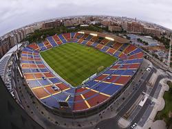 Imagen panorámica del estadio Ciudad de Valencia. (Foto: Getty)
