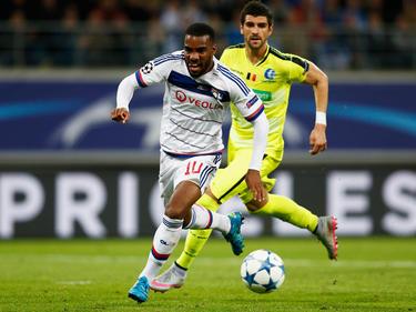 Alexandre Lacazette wird Lyon nur für eine stolze Ablösesumme verlassen