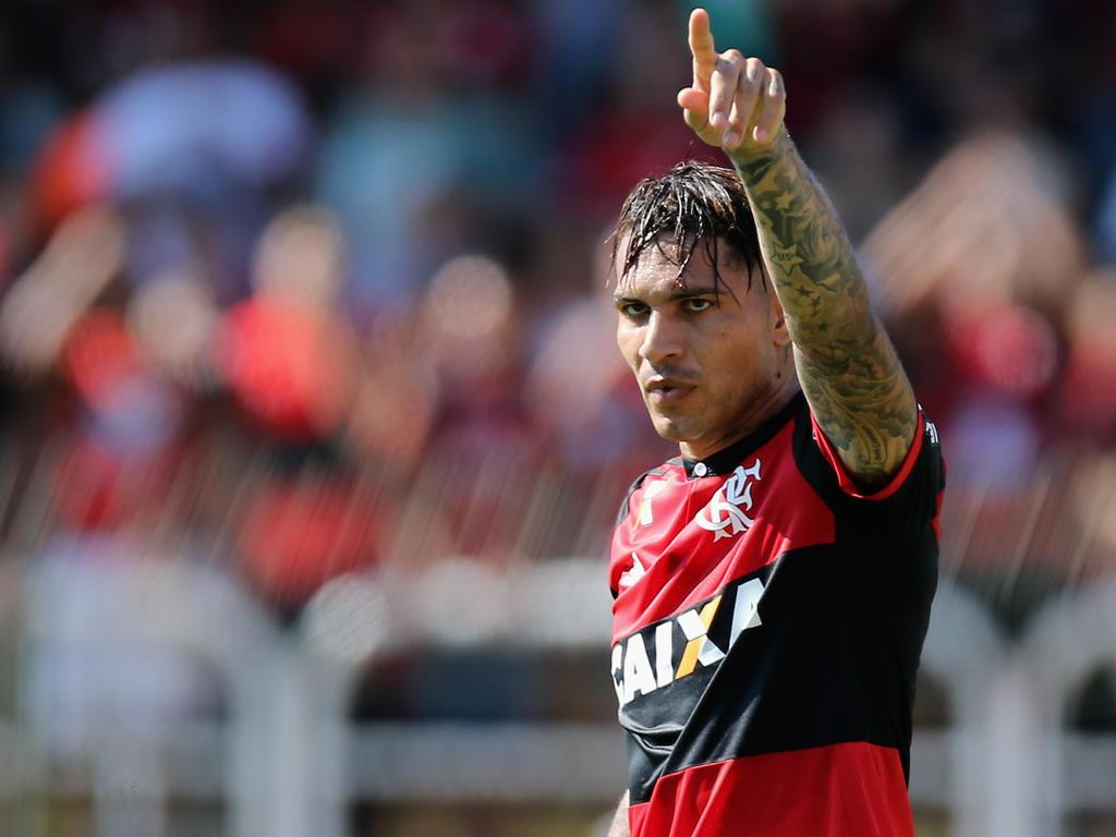 Paolo Guerrero (Flamengo RJ)