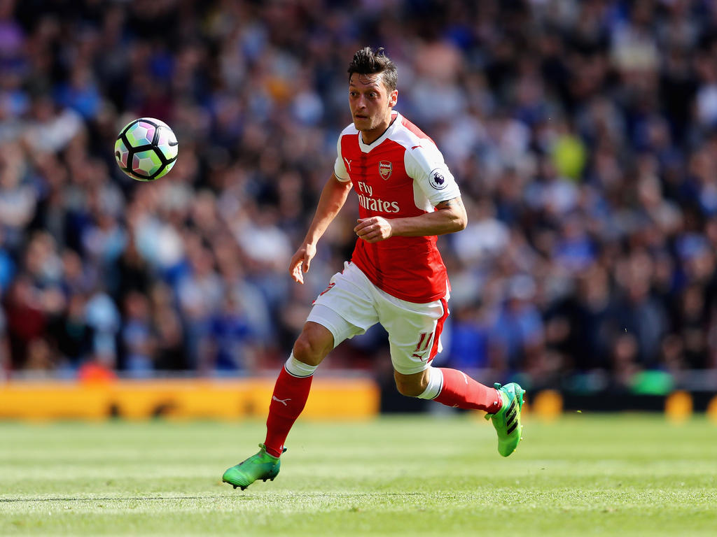 Arsenal: Mesut Özil äußert sich zu Alexis Sanchez' Zukunft