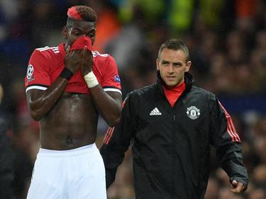 Fehlt Manchester United länger: Paul Pogba