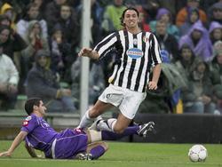 Zlatan Ibrahimović spielte von 2004 bis 2006 für Juventus