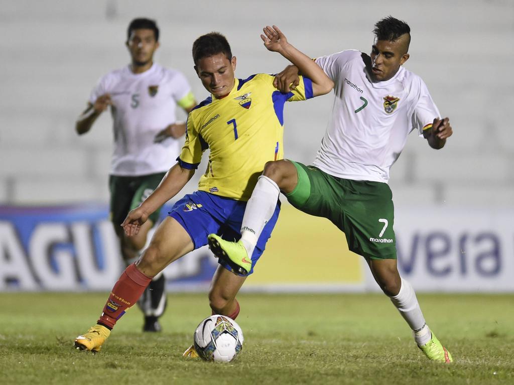 Campeonato Sudamericano Sub 20: Sub 20 Campeonato Sudamericano » Noticias » Ecuador Renace