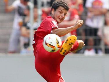 Philipp Hosiner schoss das erste Tor für den FC