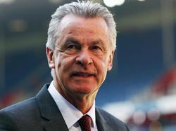 Der frühere Nati-Coach Ottmar Hitzfeld glaubt an seine Schweizer