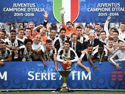 La Juventus puede levantar su sexta Serie consecutiva (Foto: Getty)