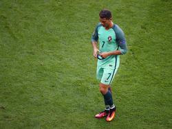 Cristiano Ronaldo stand nicht nur wegen seiner beiden Tore im Mittelpunkt