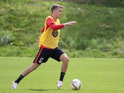 Luca Waldschmidt wechselt wohl von Eintracht Frankfurt zumHSV