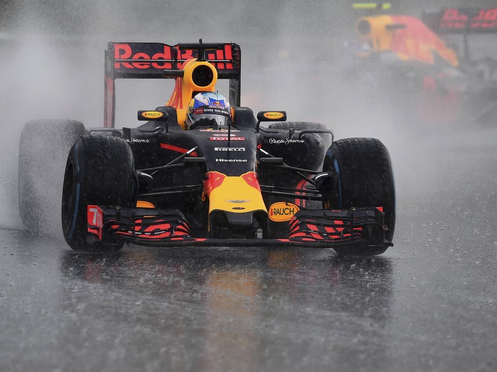 Kann Ricciardo die Silberpfeile beim Ungarn-Grand-Prix wirklich knacken?
