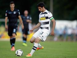 Gladbachs neuer Kapitän Lars Stindl ist im Spiel gegen die Young Boys Bern gefordert