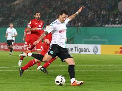 Sercan Sararer traf gegen Mainz zum Ausgleich