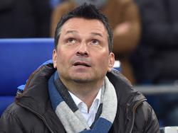 Für Schalke-Sportvorstand Christian Heidel soll der Weg des Klubs weiter nach oben gehen