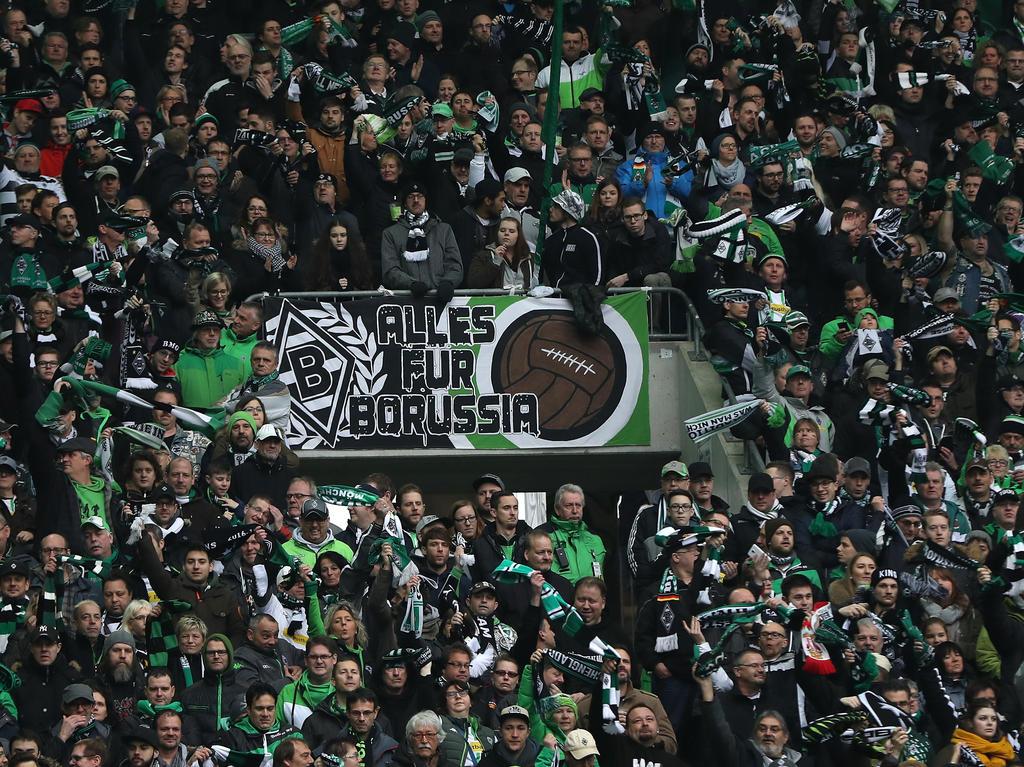 Gladbach: Putz-Crew hielt Ultras-Choreo für Müll