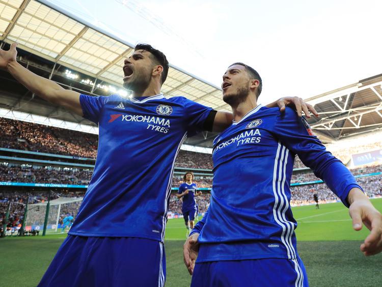 Chelsea durfte am Ende als Sieger vom Feld gehen