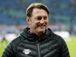 Ralph Hasenhüttl kündigt Rotation an
