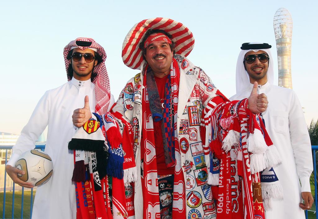 Bayern erobert Katar