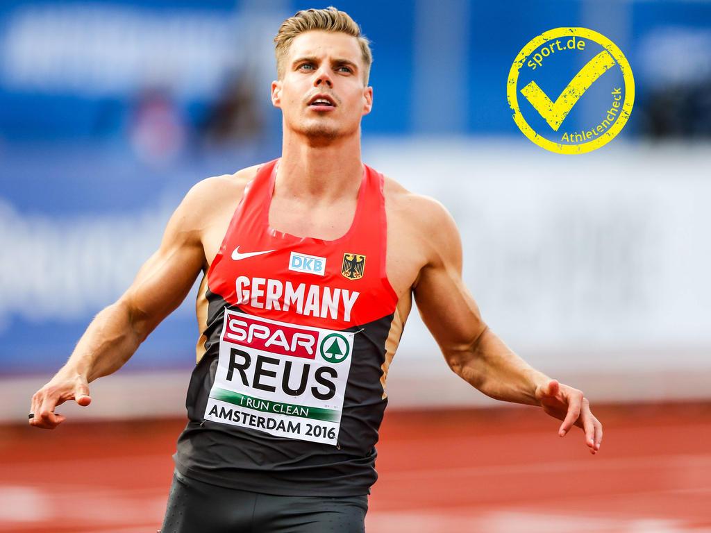 Julian Reus steht vor seinen zweiten Olympischen Spielen