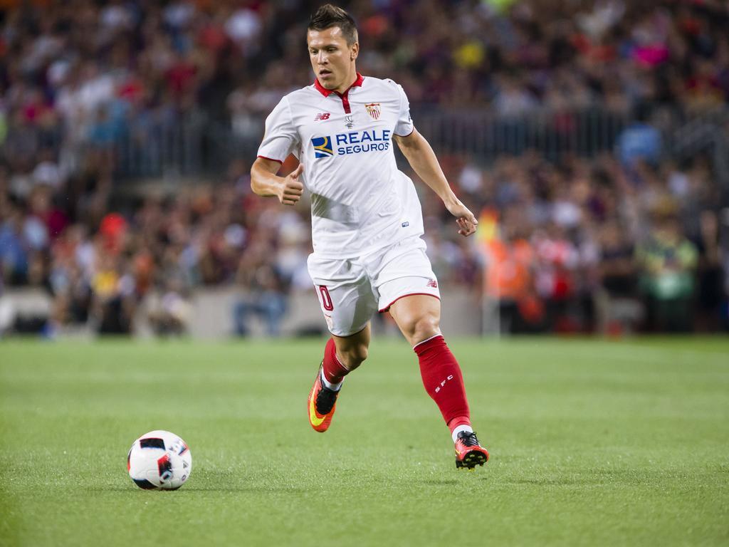 Evgen Konoplyanka dürfte bald für den FC Schalke auflaufen