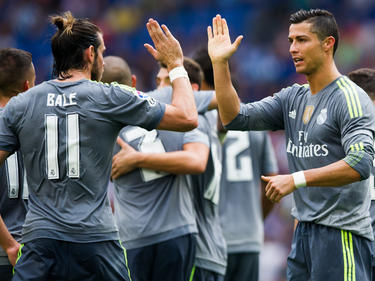 Reals Top-Stars, Bale (l.) und CR7 (r.) sollen noch länger an den Verein gebunden werden