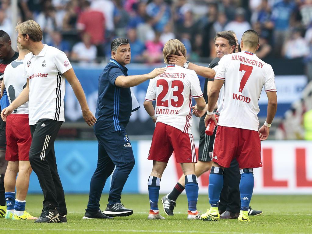 Das Team von Trainer Bruno Labbadia kam zum Auftakt gegen den FC Ingolstadt nicht über ein Remis hinaus