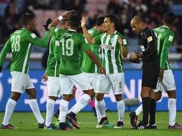Atlético Nacional vuelve a luchar por el título hasta el final. (Foto: Getty)