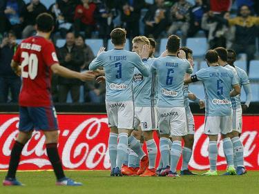 El equipo celeste vuelve a ganar después de tres derrotas consecutivas. (Foto: Imago)