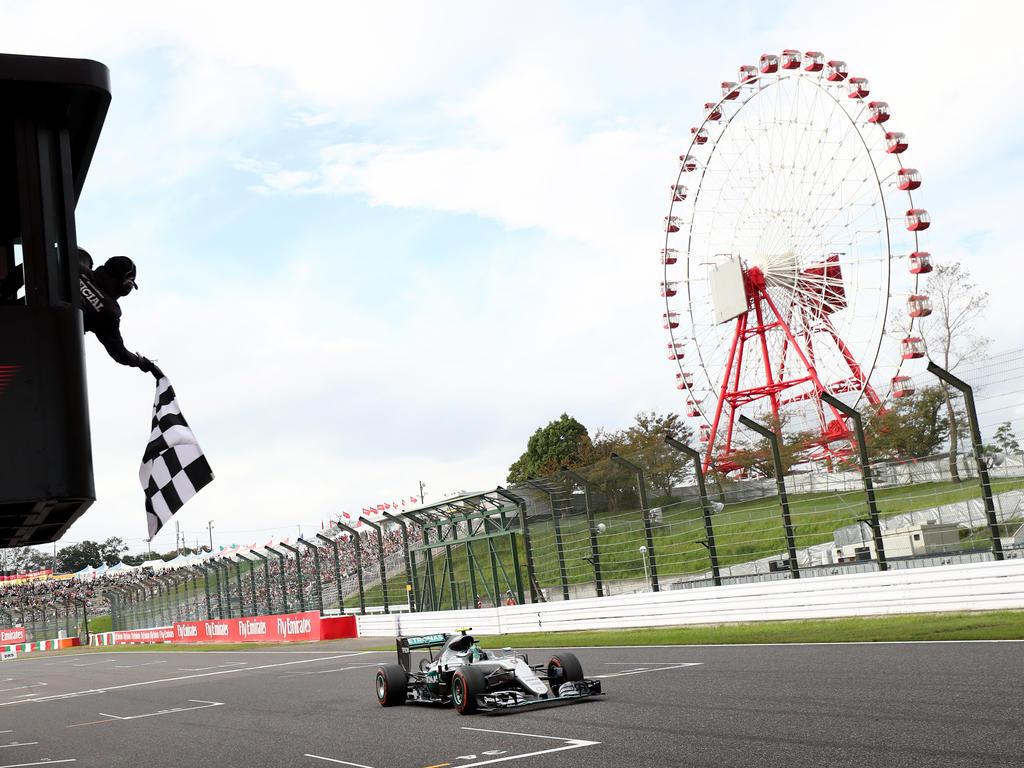 Rückblick: Rosberg vor aufmüpfigem Verstappen