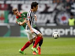 Makoto Hasebe ist japanischer Rekordspieler in der Bundesliga