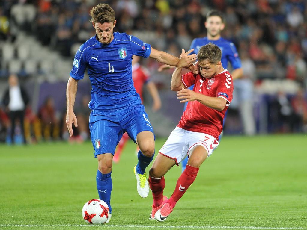 Italiens U21 hatte gegen Dänemark das Heft des Handelns klar in der Hand