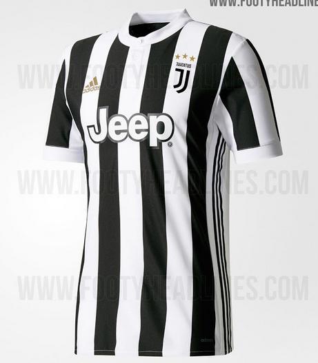 Juventus (Heimtrikot)