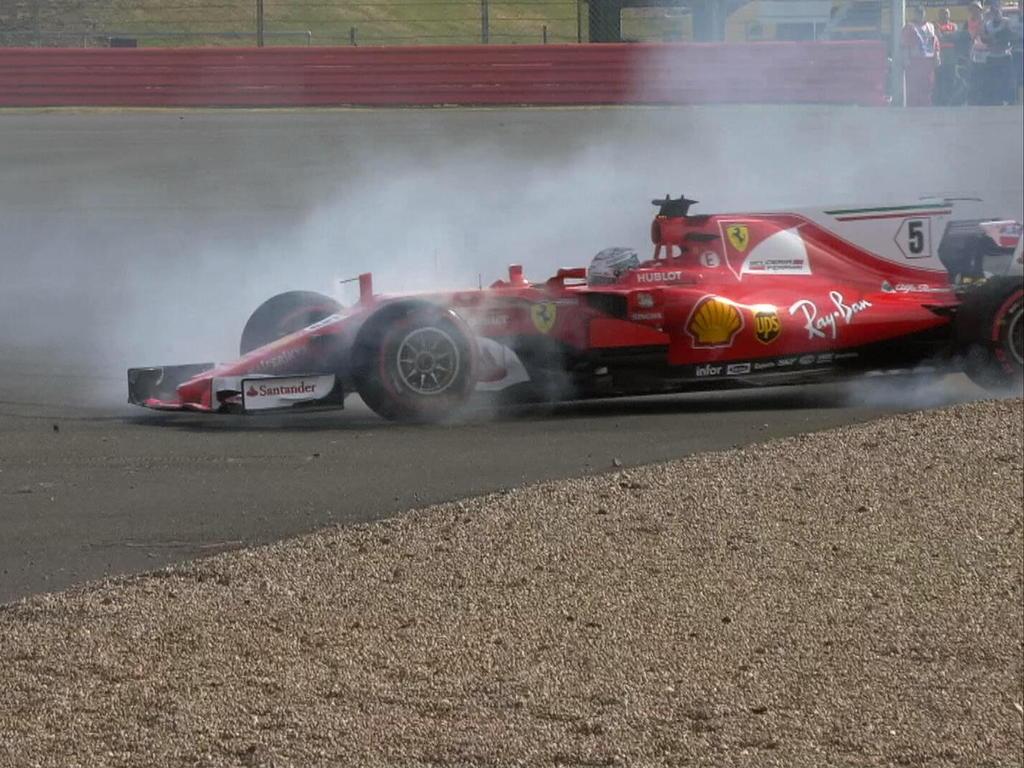 Vettel-Dreher