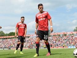 Zoltán Stieber (r.) trägt künftig das Trikot von D.C. United