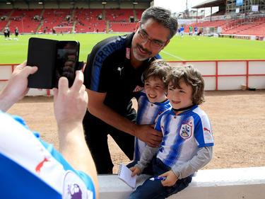 David Wagner und Huddersfield spielen im kommenden Jahr in der Premier League
