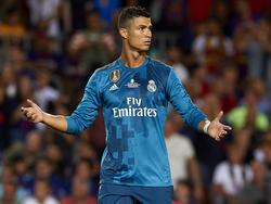 Cristiano Ronaldo droht nach seinem Platzverweis ein Nachspiel