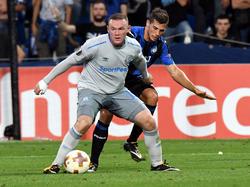 Wayne Rooney erlebte einen bitteren Abend