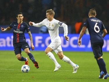 El Real Madrid y el PSG son claros aspirantes a levantar la copa. (Foto: Imago)