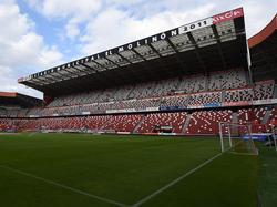 El Molinón de Gijón abre la jornada de la Liga BBVA. (Foto: Getty)