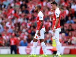 Theo Walcott und Mesut Özil treiben die Offensive der Gunners seit zwei Jahren gemeinsam an